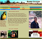 Randy Luallin Web